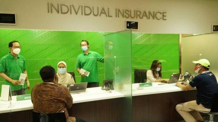 Pandemi Covid-19, Dorong Perusahaan Asuransi Tingkatkan Digitalisasi
