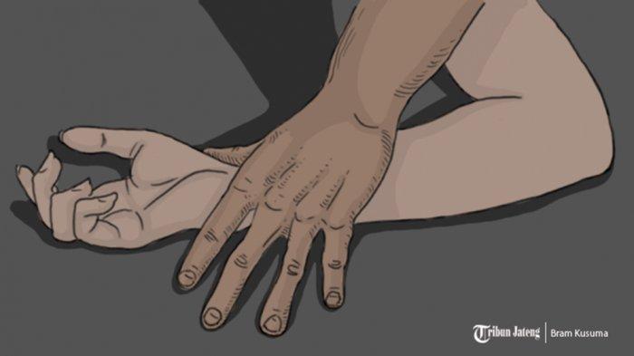 Pria di Cimahi Ini Tega Perkosa dan Tusuk Gadis ABG di Kebun Tomat, Ditanya Polisi Masih Bisa Senyum