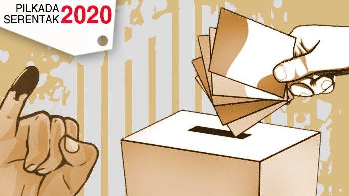 Inilah Hasil Quick Count 8 Pilkada di Jabar 2020, dari Kabupaten Bandung, Indramayu, hingga Tasik