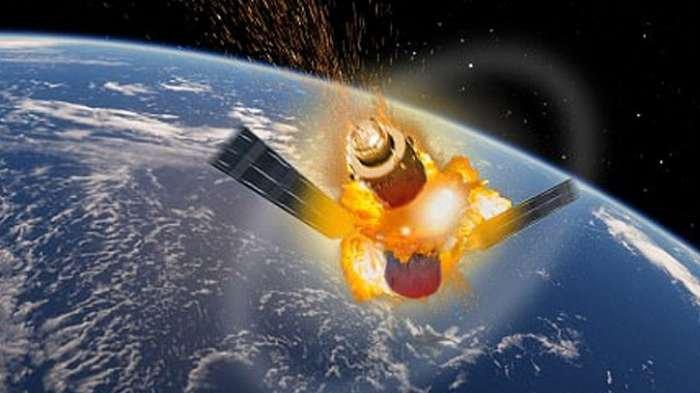 Satelit Tiangong 1 Jatuh di Tengah Samudera Pasifik, Sebagian Terbakar Saat Sentuh Atmosfer
