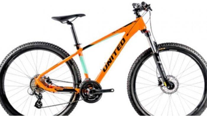 Daftar Sepeda Gunung Merk United Murah, Harganya di Kisaran Rp 2 Jutaan Saja, Update September 2020