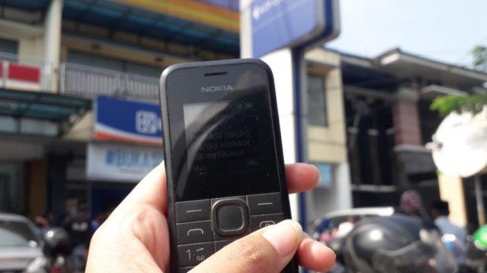Dapat SMS dari BRI BLT UMKM Rp 2,4 Cair, Penerima Tak Punya Nomor Rekening Ini yang Bisa Dilakukan