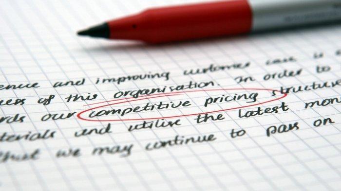 Ini Tips Membuat Cover Letter Atau Surat Lamaran Kerja Bikin Pencari Lowongan Kerja Dilirik Hrd Tribun Jabar