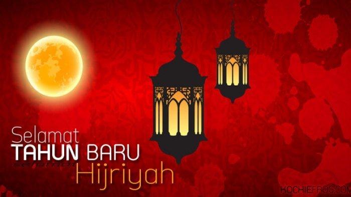 10 Kartu Ucapan Selamat Tahun Baru Islam 1442 Hijriah Bagikan Di Whatsapp Facebook Dan Twitter Tribun Jabar
