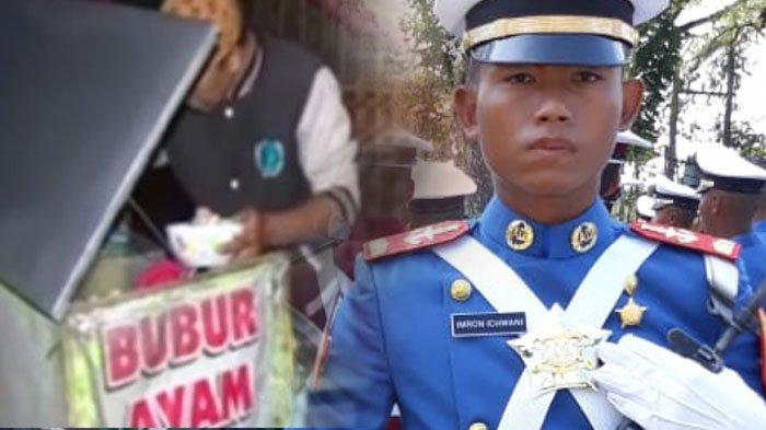 Rezeki Imron Ichwani, Anak Tukang Bubur Jadi Taruna Akmil, Calon Jenderal yang Diwisuda Panglima TNI