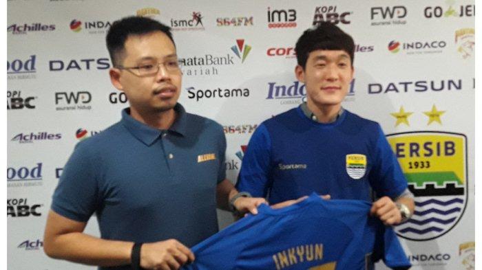 In Kyun Oh: Semua Pemain Asing di Indonesia, Ingin Bermain di Persib