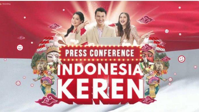 Indonesia Keren, Program Unjuk Bakat Seni Budaya untuk Masyarakat Indonesia