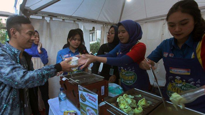 Festival Kuliner Indomaret di Bandung Paling Meriah, Terjual Hingga 32.000 Kupon