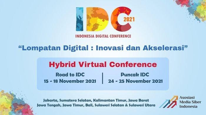 IDC AMSI 2021, Di Jabar Bahas Topik Percepatan Ekonomi Desa Melalui Digitalisasi