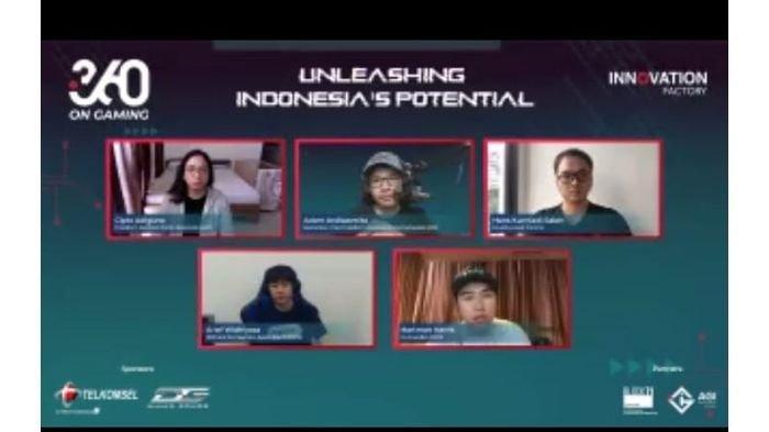 Indonesia Hasilkan USD 1,1 Miliar, Industri Game Meningkat Tajam di Masa Pandemi Covid-19