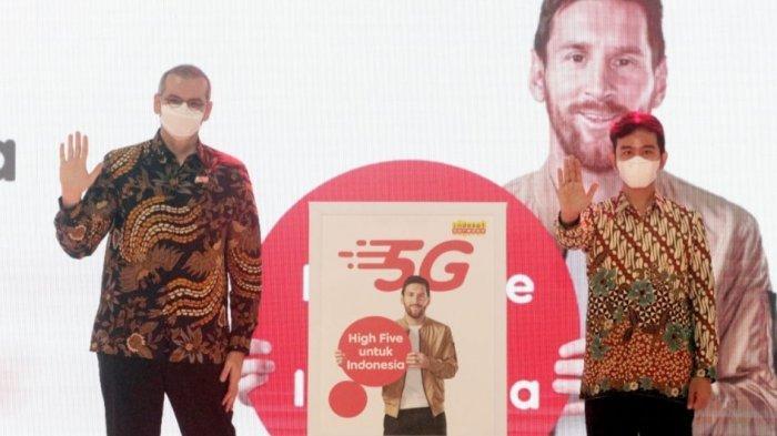 Dorong Produktivitas dan Pertumbuhan Ekonomi Nasional, Indosat Luncurkan Layanan 5G
