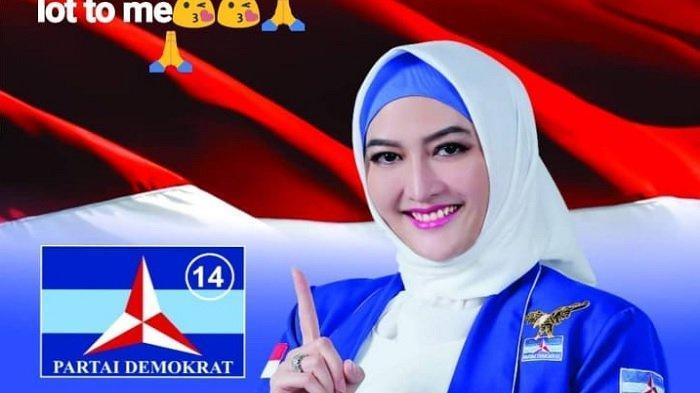 Indriani Hadi Mantan Istri <a href='https://manado.tribunnews.com/tag/sahrul-gunawan' title='SahrulGunawan'>SahrulGunawan</a> Jadi Anak Buah AHY, Dapat Jabatan Mentereng di Demokrat