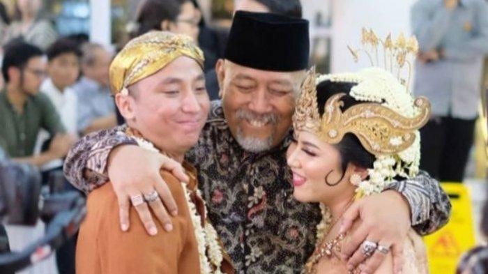 Indro Warkop Jadi Saksi Pernikahan Anak Dono untuk Kedua Kalinya, Ingatkan Satu Pesan Utama
