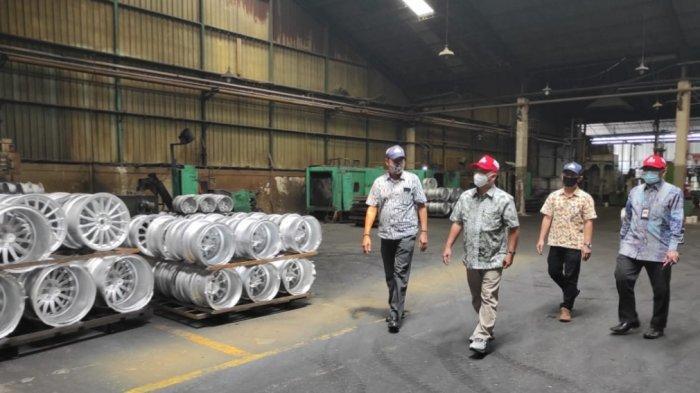 Tingkatkan Industri Pelek Dalam Negeri ditengah Pandemi Covid-19, Kemenperin Dorong Substitusi Impor