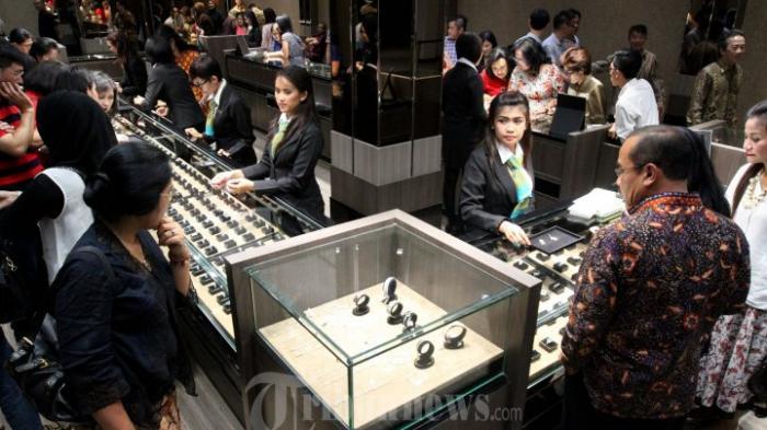 Industri Perhiasan Tanah Air Kalah Kuantitas, Unggul Kualitas