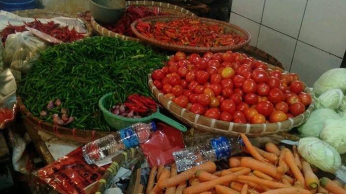 Kota Sukabumi Alami Inflasi 0,09 Persen pada Bulan Lalu, Ini Penyebabnya