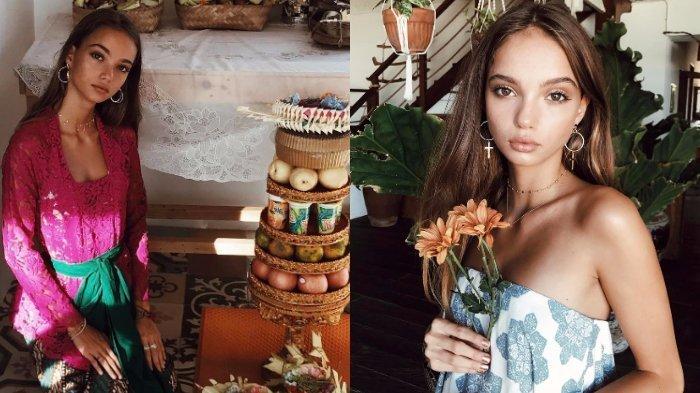 Inka Williams, Model Asal Bali yang Mencuri Perhatian Dunia Modeling Internasional