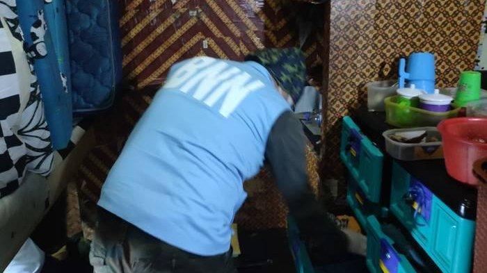 Inspeksi Petugas Gabungan di Lapas Tasik, Ditemukan Barang Rawan yang Mengerikan Ada yang Berpaku