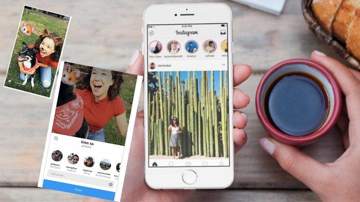 Cara Download Instagram Story atau Instastory Orang Lain tanpa Aplikasi Tambahan