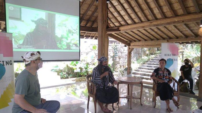 Warga di Kampung Adat Kasepuhan Ciptagelar Sukabumi Kini Dapat Akses Internet, Berkat Program Ini