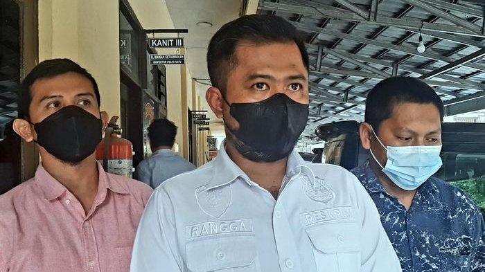 Kanit Tipidter Polres Purwakarta Ipda Rangga Gunira