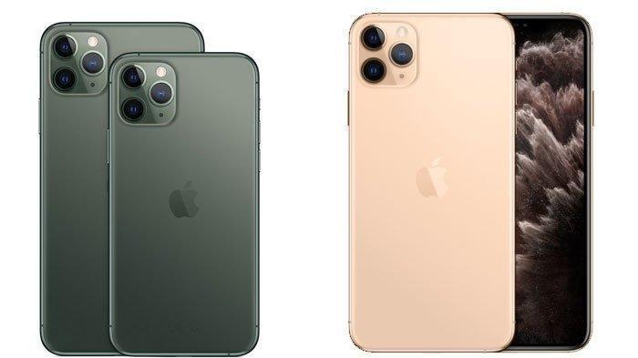 Daftar Harga Hape Terbaru iPhone November 2020, iPhone 7 Plus Rp 5,7 Juta iPhone 11 Pro Max Berapa?