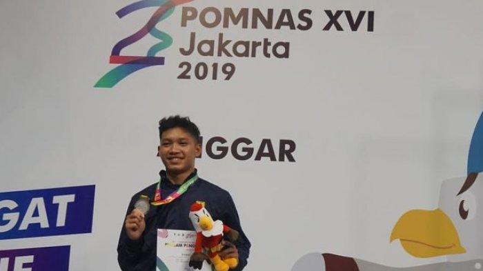 Atlet Anggar Asal Sumedang Optimistis Sabet Dua Medali Emas PON Papua, Ini Alasannya