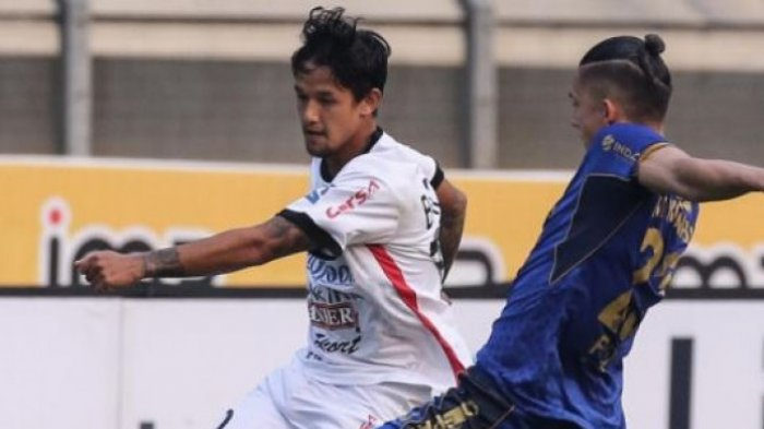 Soal Irfan Bachdim dan Ilija Spasojevic, Komisaris Persib Bandung: Nanti Ada Penambahan Striker