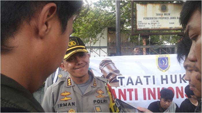 Polisi Masih Dalami Kasus Kekerasan Terhadap 2 Jurnalis Bandung