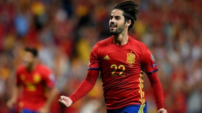 Gelandang Timnas Spanyol Skait Hati La Furia Roja Tersingkir dari Ajang Piala Dunia 2018