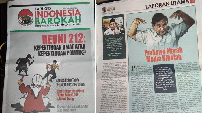 Moeldoko Setuju Saran JK untuk Bakar Tabloid Indonesia Barokah yang Tersebar di Masjid-masjid