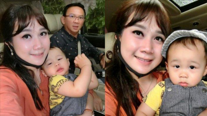 Kehidupan Puput Nastiti Setelah Dinikahi Ahok BTP, Ini Kesehariannya sebagai Ibu Rumah Tangga