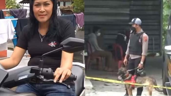 Istri muda Yosef naik motor Nmax jadi sorotan