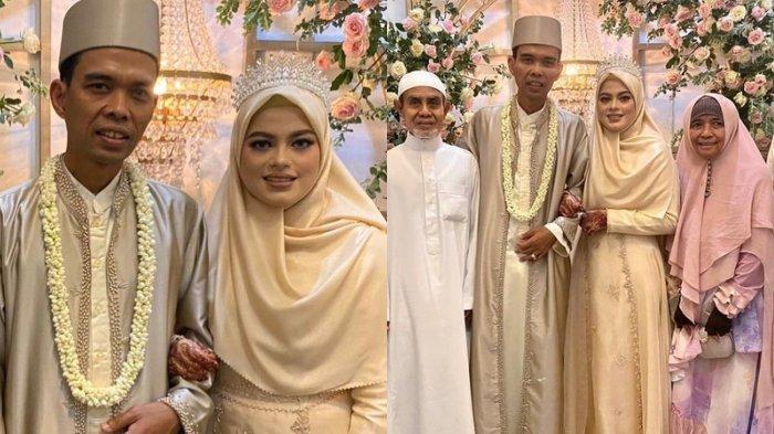 Kabar Baru Ustaz Abdul Somad, Rayakan Idul Fitri Bareng Istri Tampil Mesra, Curi Perhatian Warganet