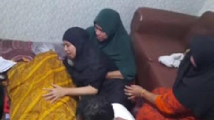 Detik-detik Ustaz Ditembak di Tangerang, Sempat Teriak, Istri Menjerit, Peluru Tembus Kena Pintu