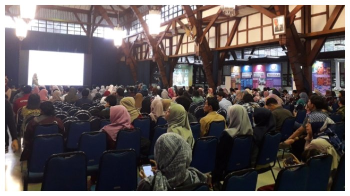 Berbagai Lomba dan Seminar Entepreneur Meriahkan 'Generasi Berkreasi', Banyak Diminati Milenial