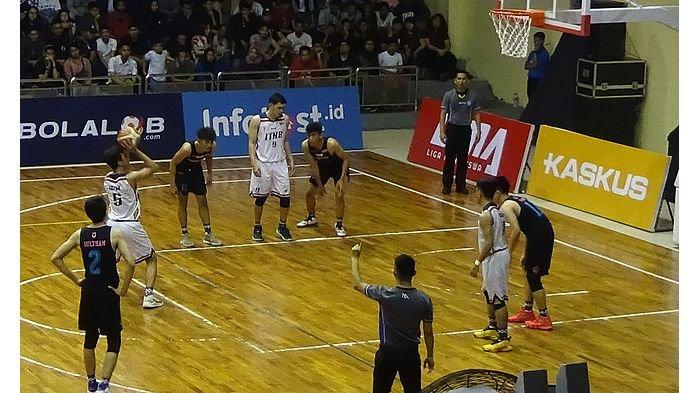 Tim Basket Putra ITHB Juga Raih Gelar Juara Lima, Ikuti Jejak Tim Putri