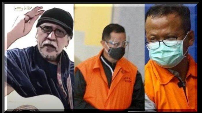 Iwan Fals Unggah Lagu Pasca Juliari Ditangkap KPK, Liriknya Berani Sentil Bansos dan Hukuman Mati