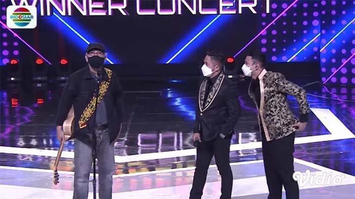 Nyanyi di Pop Academy, Iwan Fals Diingatkan Pakai Masker, Raffi Ahmad: Ingatkannya dengan Cara Benar