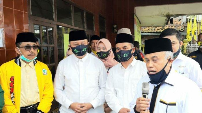 MK Tolak Gugatan Iwan-Iip, KPU Kabupaten Tasikmalaya Segera Tetapkan Ade-Cecep Pemenang Pilkada