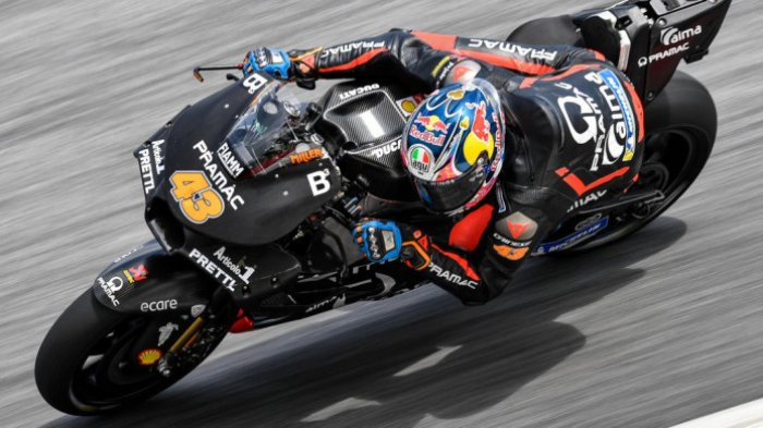 Di Mana Posisi Finis Rossi dan Marquez, Jack Miller Juarai Balapan MotoGP di Sirkuit Jerez