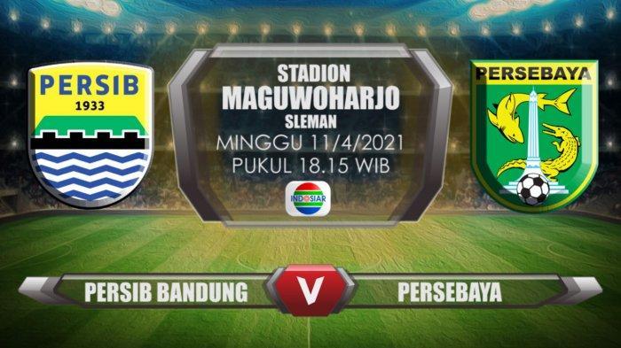 JADWAL Persib Bandung vs Persebaya Surabaya, Robert Unggul Head to Head Atas Aji Santoso