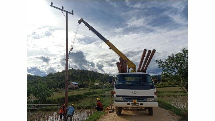 Jaga Kedaulatan Negara, PLN Listriki 19 Desa di Perbatasan Indonesia – Malaysia