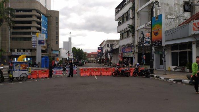 Masih Ada Pelaku Usaha Bandel, Sepekan PSBB Profosional di Bandung 22 Tempat Usaha Disegel