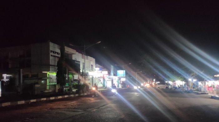 Berusaha Kurangi Mobilitas Warga saat PPKM Darurat, Lampu PJU di Majalengka Dipadamkan