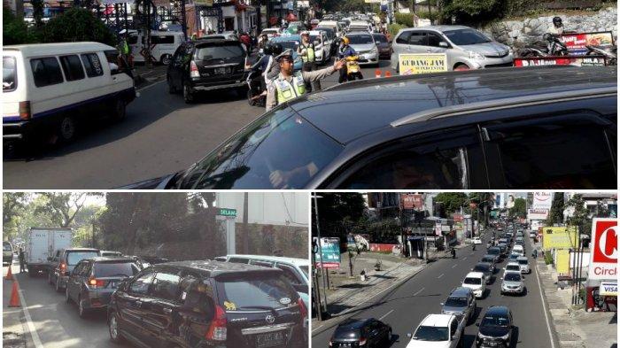 Kemacetan di Perempatan Sersan Bajuri Tidak Mutlak Karena Terminal Ledeng
