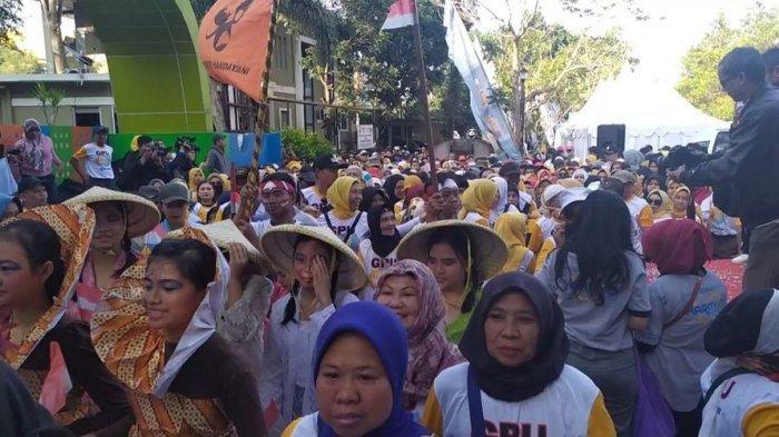 Jalan Sehat GPU Yahuud 2019 di Kota Cimahi, Kampanye Hidup Sehat dengan Cara Sederhana