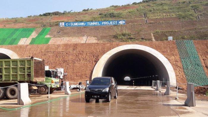 Proyek Jalan Tol Cisumdawu beberapa waktu lalu