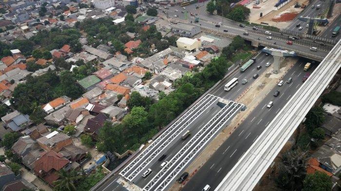 Tol Jakarta Cikampek II Elevated Baru 81 Persen, Belum Siap Dipakai untuk Mudik Lebaran Tahun Ini