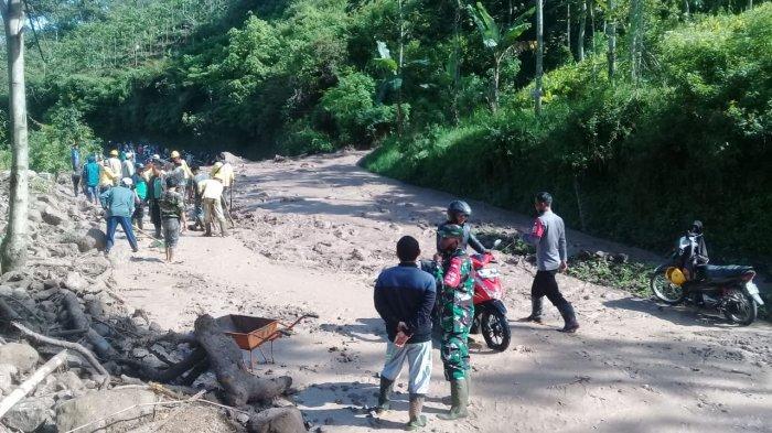 DBMPR Jabar Sebut Penyebab Longsor di Jalur Cijapati Bandung-Garut Karena Tidak Adanya Tanaman Kuat